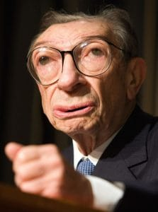 Was hat Greenspam mit Dollar zu tun Quelle Vorlage: http://commons.wikimedia.org/wiki/File:Alan_Greenspan,_IMF_116greenspan2lg.jpg