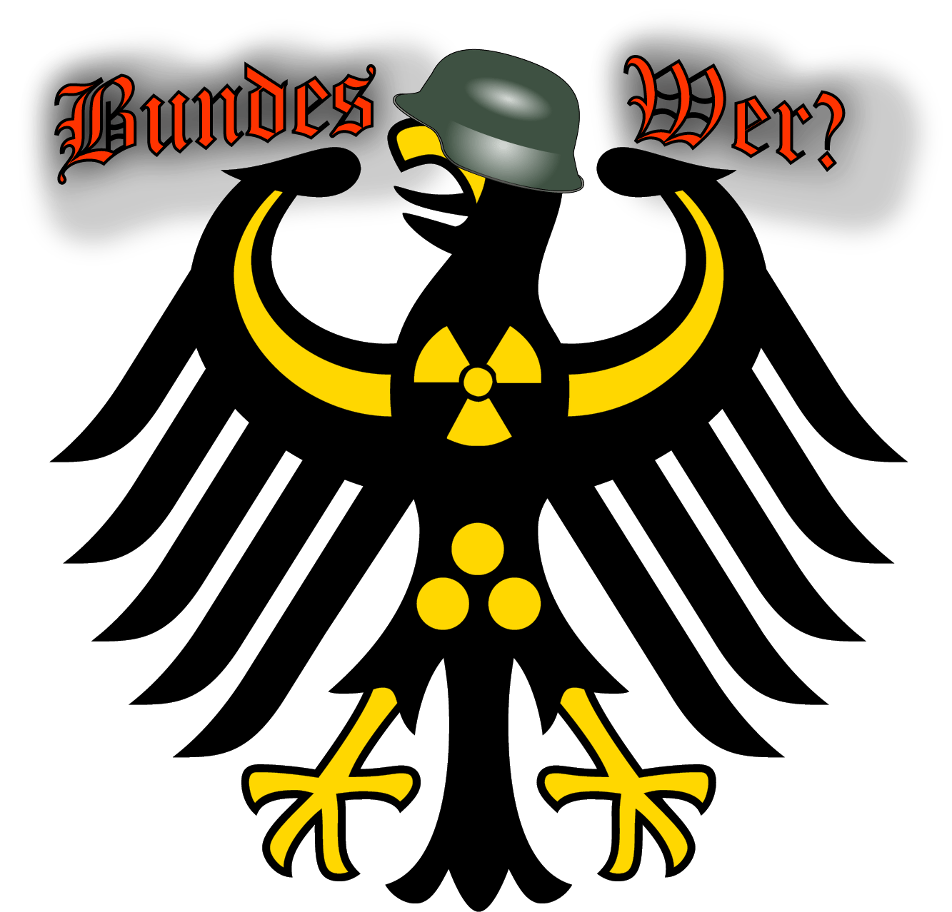 Kampf Bundesadler new german power