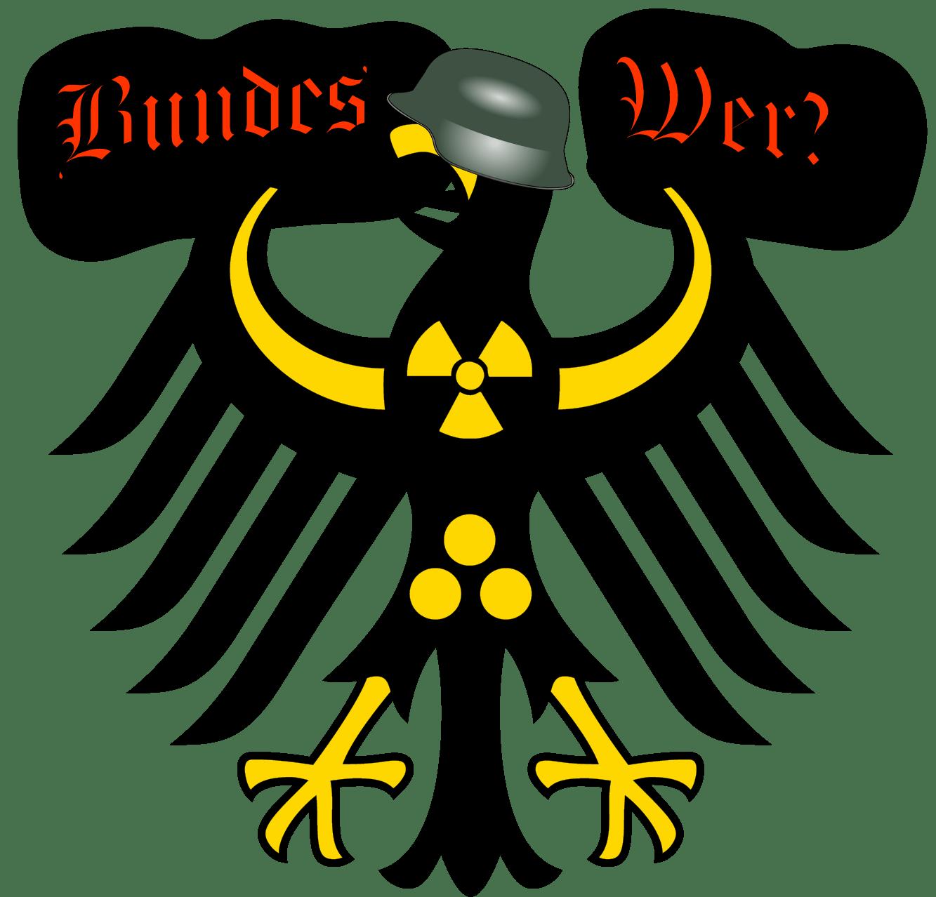 Kampf Bundesadler new german power