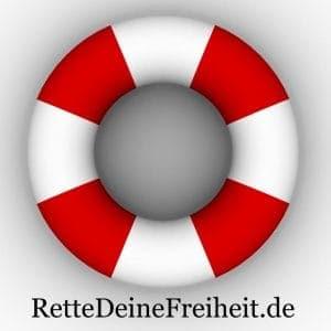 Rette Deine FreiheitQuelle: http://www.rettedeinefreiheit.de/logos/RetteDeineFreiheit_Logo4_quadratisch.jpg