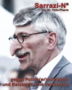Thilo Sarrazin meldet Patent an