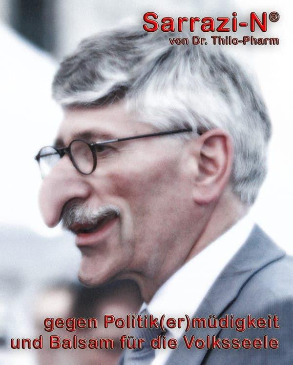 Sarrazin Dr Thilo Pharm