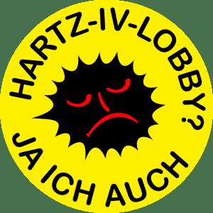 Hartz IV bekommt Lobby Endlich, die Gestaltung dieser Lobby hat auch lang genug gedauert