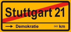 Stuttgart 21 und der lange Weg zur Demokratie