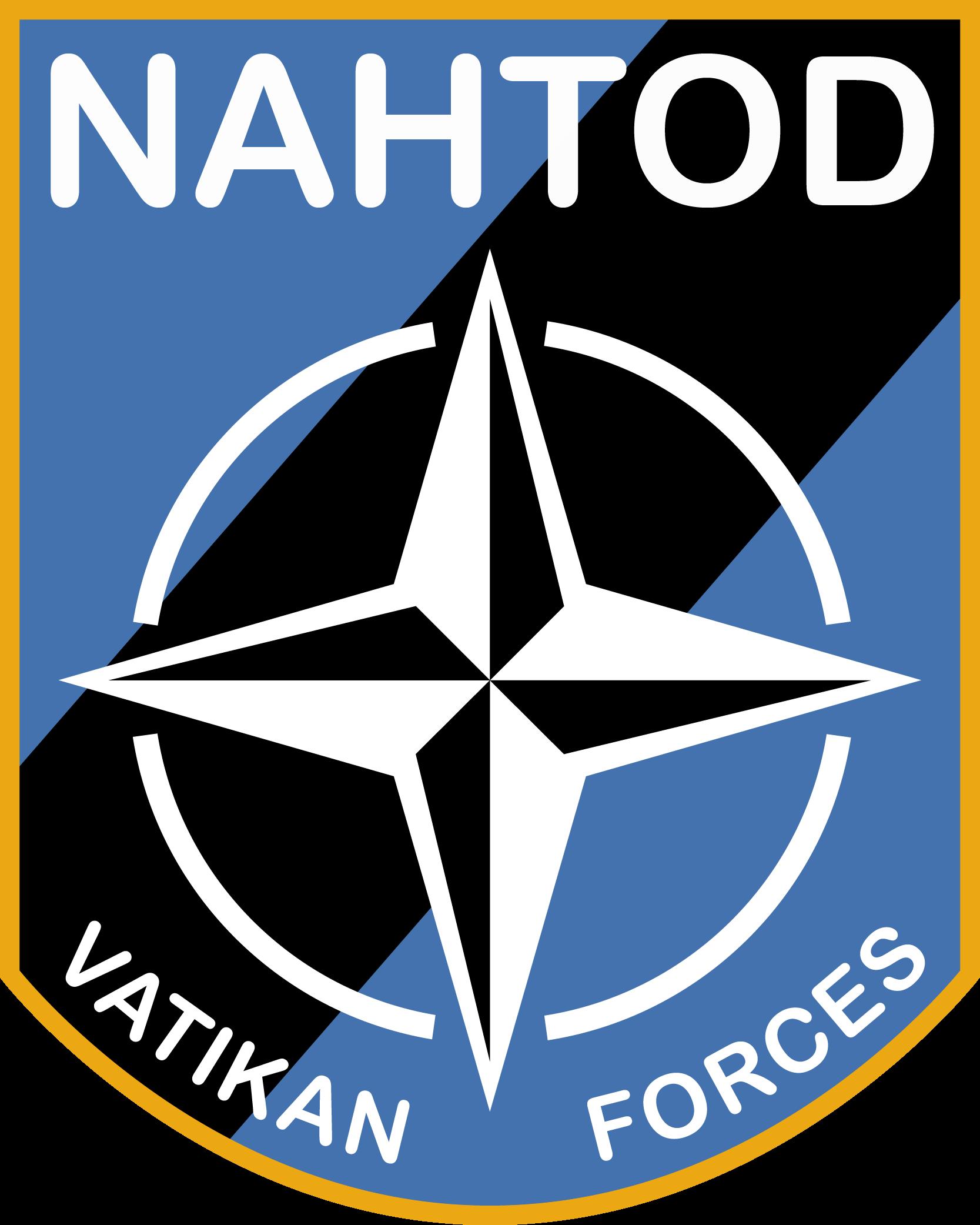 NAHTOD … Vereinigte Vatikanische Streitmacht