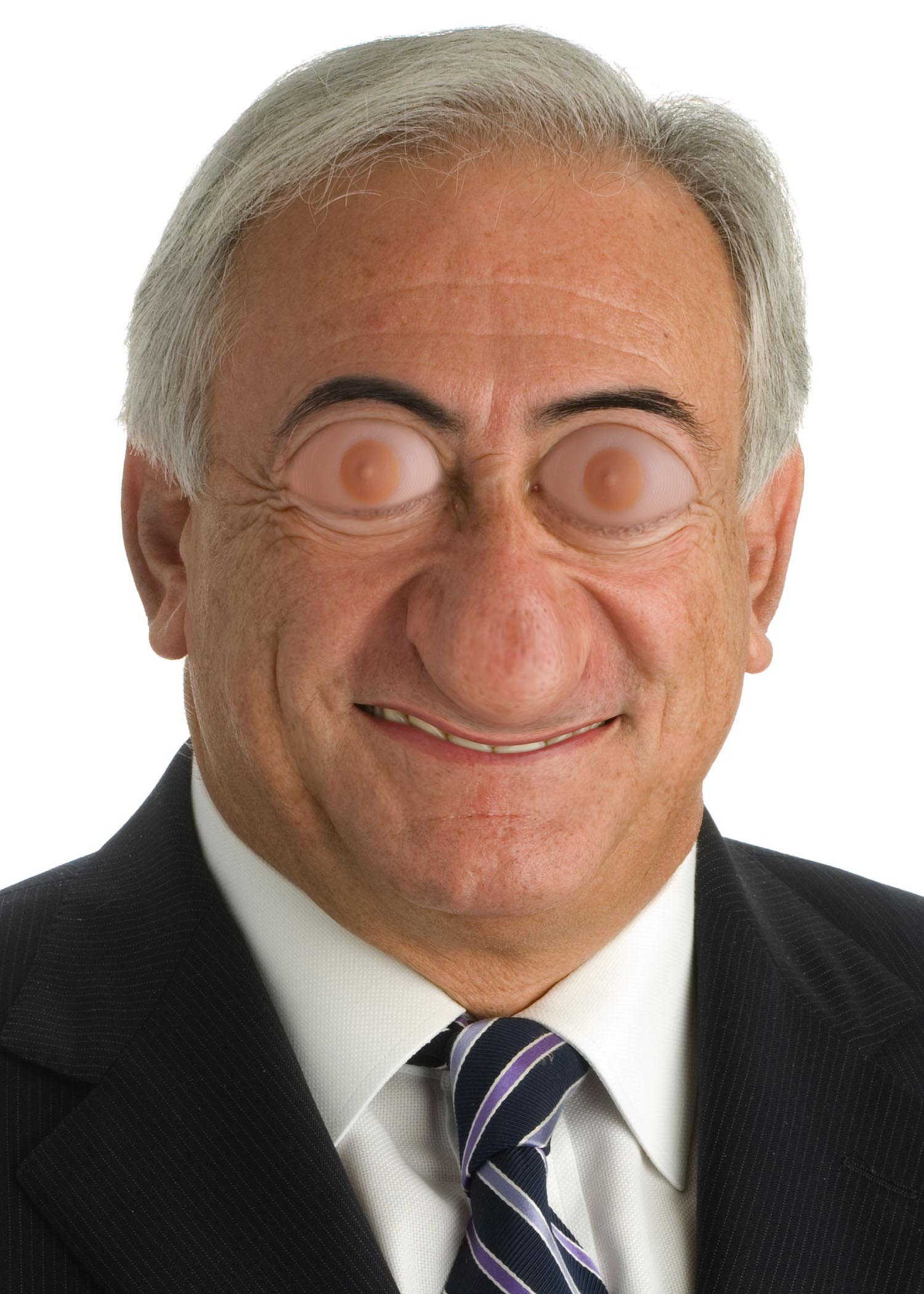Blick fürs das Wesentliche<br /><small>Quelle: https://secure.wikimedia.org/wikipedia/commons/wiki/File:Strauss-Kahn,_Dominique_%28official_portrait_2008%29.jpg</small>