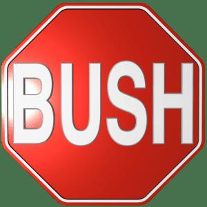 Präventivtötung, der neue Weg zum Frieden STOP BUSH … Haltet den Wahnsinn