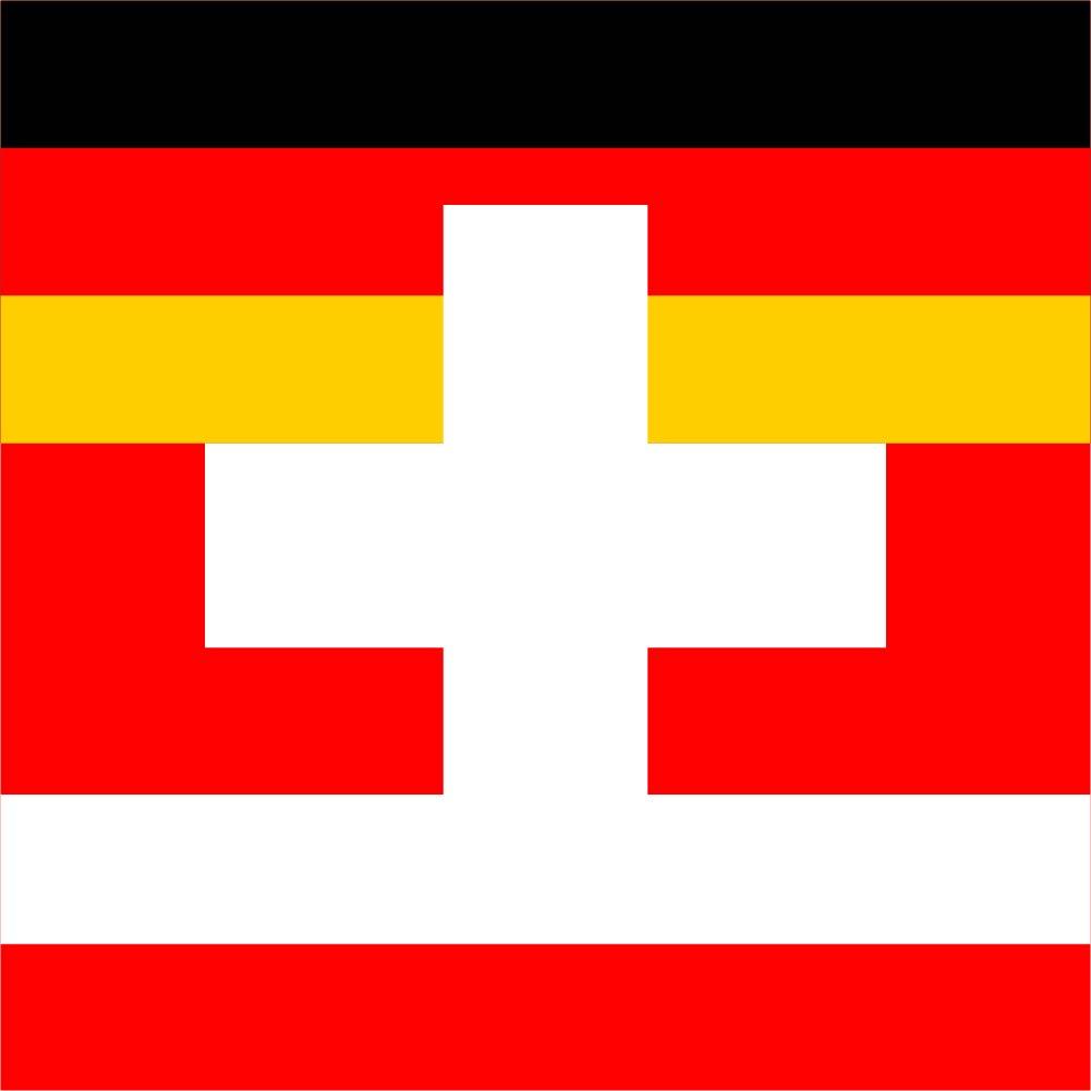 Schweiz annektiert Deutschland und Österreich