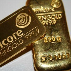 Muss Gott seine 60.000 t Gold verbergen?