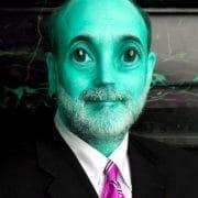 Heli Ben Bad Bankie alias Ben Bernanke • Quelle: XXXXXXXXXXX • Autor: XXXX