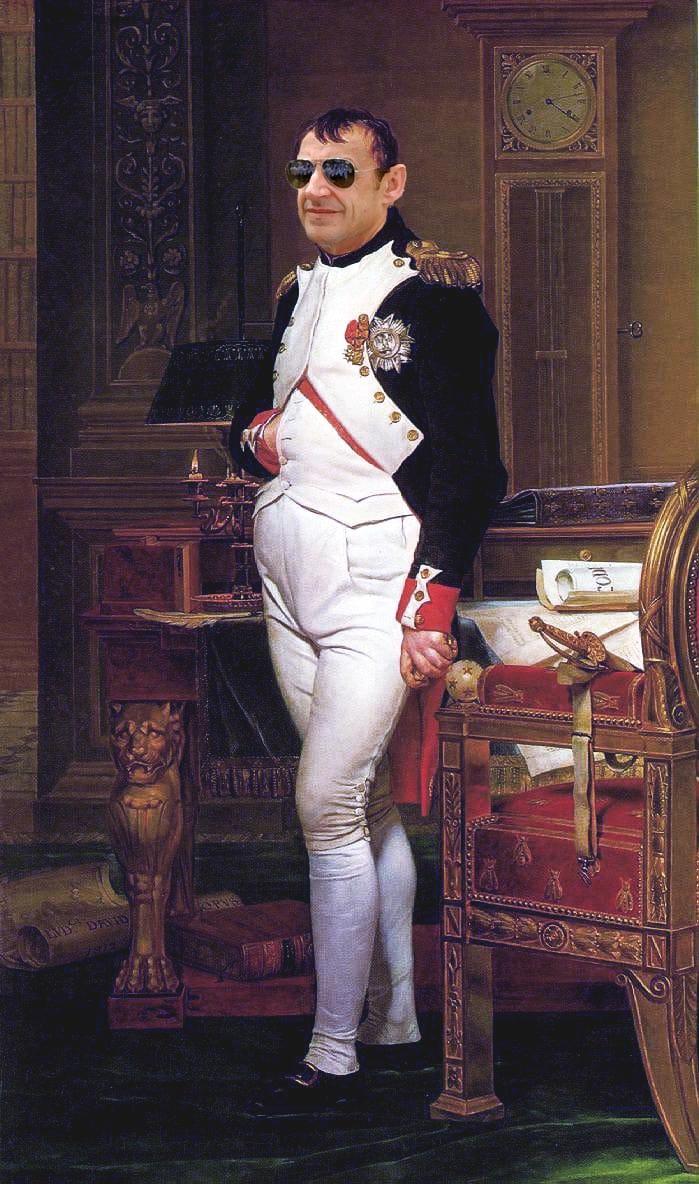 Sarkoleon Napoleon_Bonaparte Sarkozy