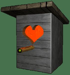 Voegelhaus-klassisch-Vogelhaus