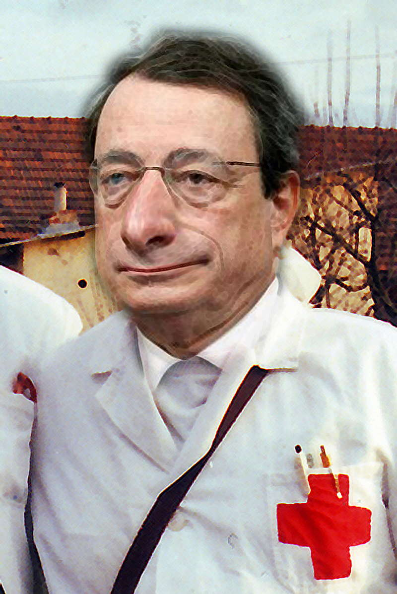 Dr Mario Draghi s Ass