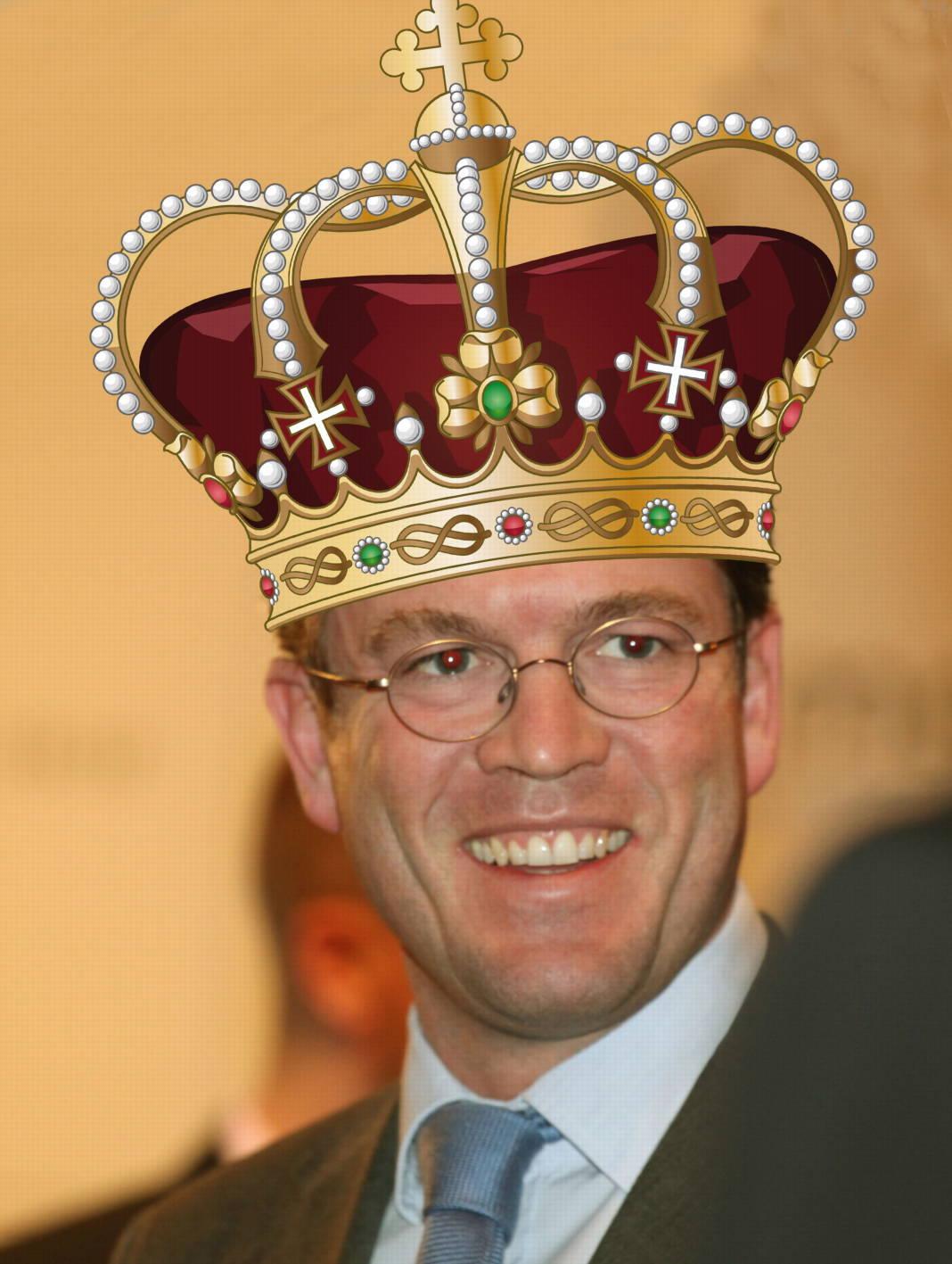 Kaiser Karl Theodor von und zu Guttenberg