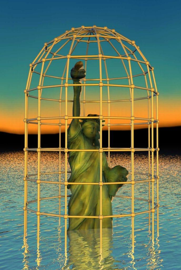 Liberty unter Terrorverdacht, Ausweisung oder Hinrichtung