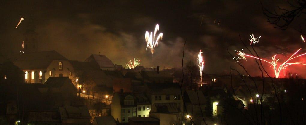 2012 - Bombenstimmung voraus, neues Jahr, alte Krisen