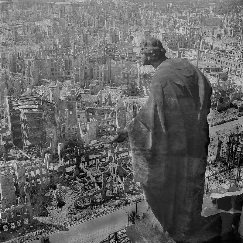 Das Wunder von Dresden, Geburtenboom in Bombennacht