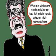 Gauck Merkels Neuer