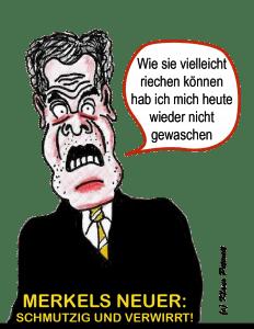 Merkel stellt Deutschland vor die Wahl - Gauck