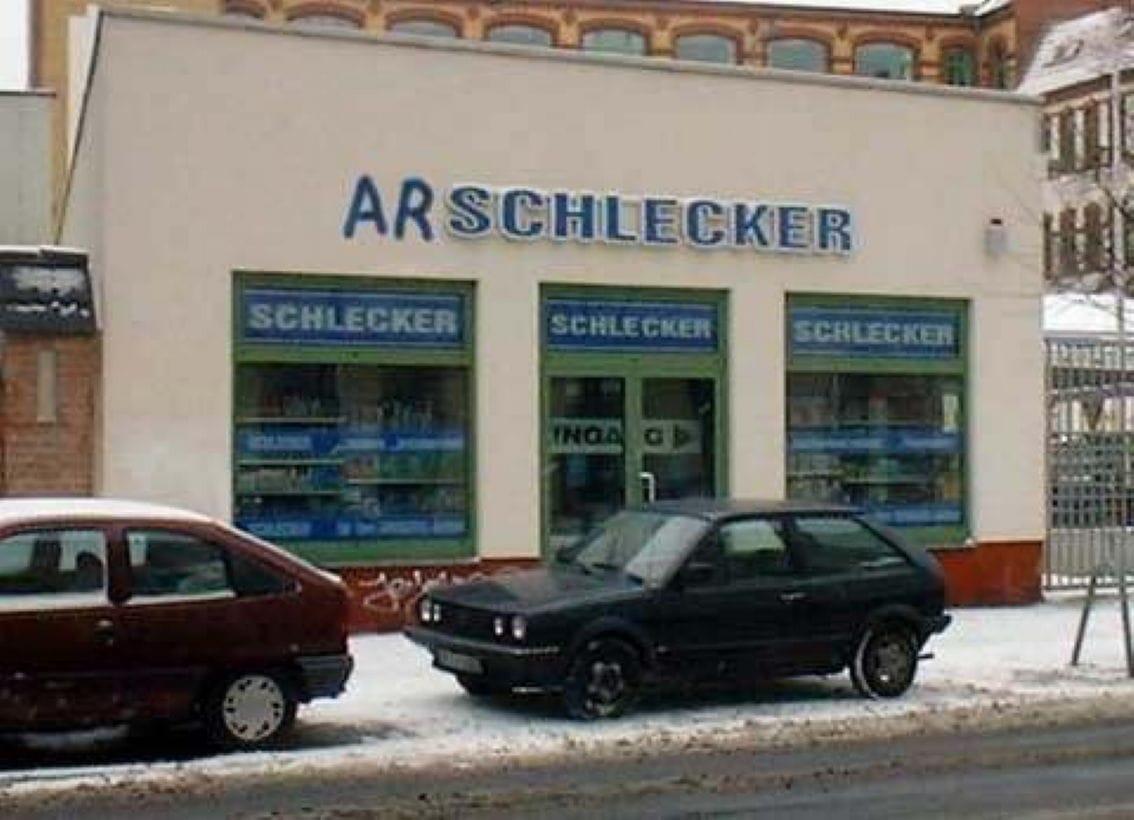 AR Schlecker Kette mit Programm