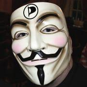 Anonymous Crop Piraten