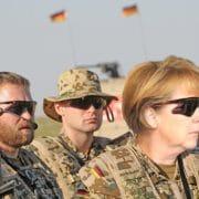 German_ISAF_Merkel_Soldiers_Training
