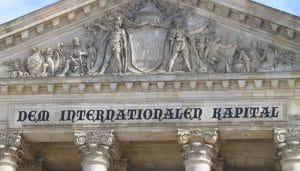 Hochsicherheitsfestung Reichstag nimmt Gestalt an