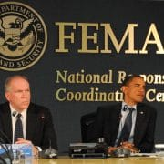 Death Czar Brennan and Obama FEMA