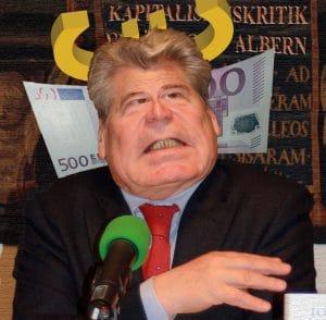 Gauck'ler bringt Heiligen Schein nach Bellevue zurück