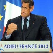 Sarkozy auf der Flucht – Asyl bei Merkel