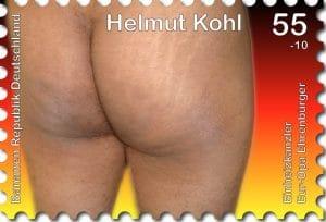 Helmut Kohl: Die Sondermarke für den Einheizkanzler Sondermarke-Helmut-Kohl-Gedaechtnis-01