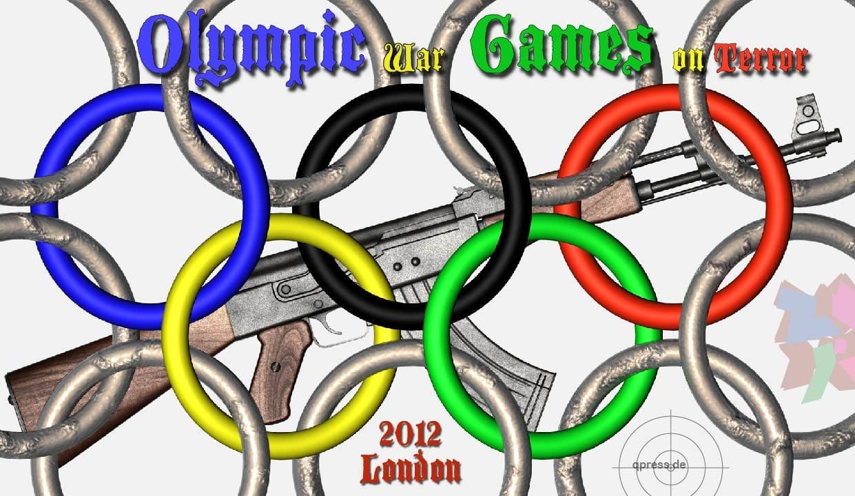 Olympic WarGames on Terror in London 2012