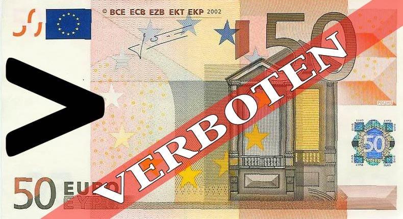 Bildquelle: qpress.de - Geldkrieg in Italien, Bargeldverbot über 50 Euro ab 2013