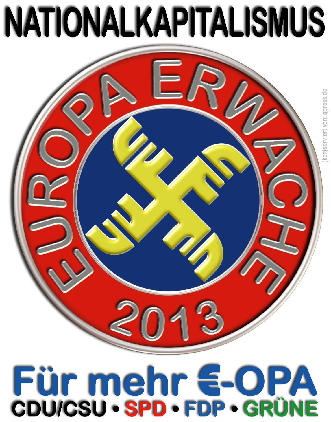 Europa Erwache qp150