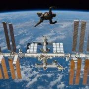 ISS Mann auf der Flucht