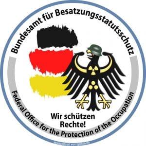 Verfassungslos und Berlin plant den nächsten Krieg Bundesamt-fuer-Besatzungsstatutsschutz-Verfassung