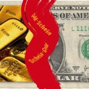 Die FED orchestriert den aktuellen Gold Crash