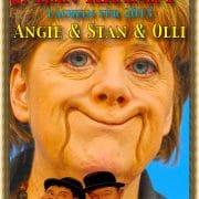 Mein-Krampf-Merkel-Laecheln-fuer-2013-mit-Stan-und-Olli