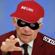 Schäuble stellt unmissverständlich klar: Das Volk ist schuld am Unglück der Nation