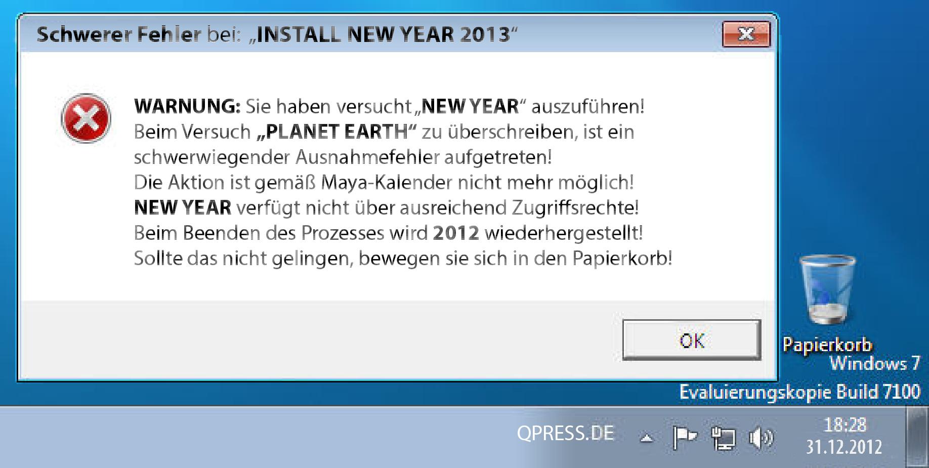 Windows7-fehler-qpress-Jahreswechsel-2013-Fehler