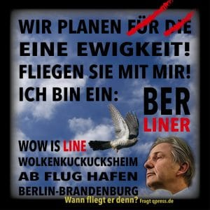 BER – Verbindlicher Eröffnungstermin rückt näher