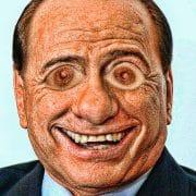 Berlusconi Silvio Lustmolch Baer Lust Coni Lustgreis