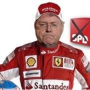 Peer Steinbrueck der Rennfahrer Formel 1 Politik Umstellung Parteien Rennstall