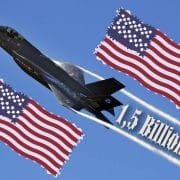 Größtes US Billionengrab Einzelprojekt hat einen Namen: F-35