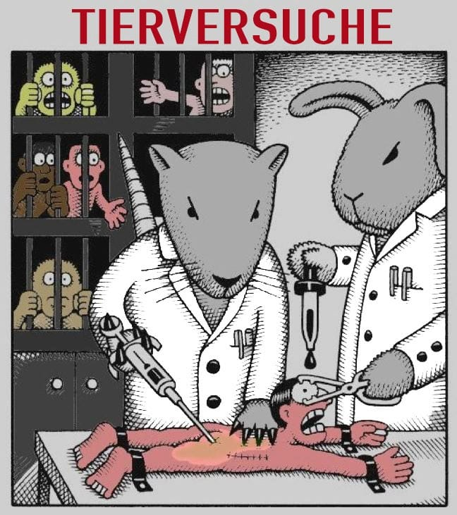 Tierversuche
