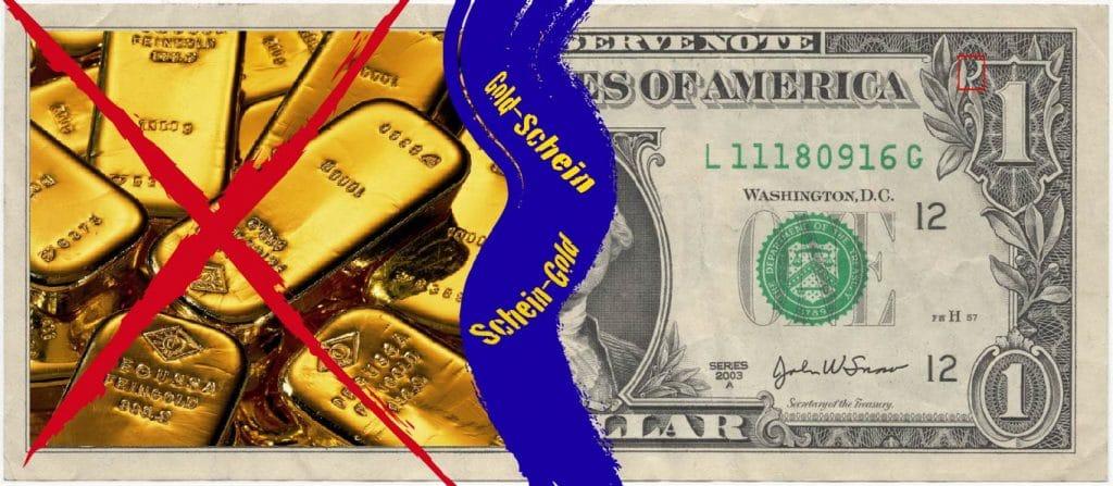 Gold weg Geld Vergleich ABN AMRO enteignet Kunden