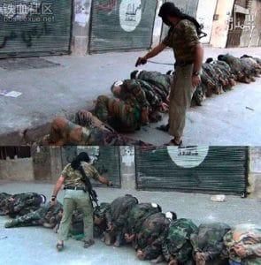EU will syrisches Öl direkt von al-Qaida kaufen al-nusra bei der arbeit Frieden stiften in syrien