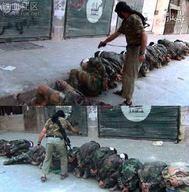 al-nusra bei der arbeit Frieden stiften in syrien