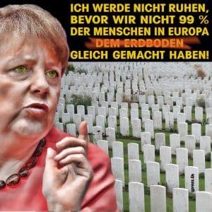 Schäuble stellt unmissverständlich klar: Das Volk ist schuld am Unglück der Nationmerkel_friedhof_gleichmacherei_gleichheit_europa