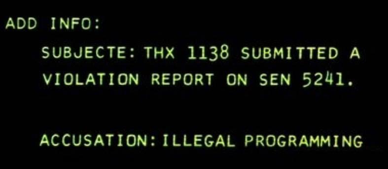 Obamas Todeslisten nebst Polizeistaat als Blaupause für Europa ADD INFO SUBJECTE THX 1138 SUBMITTED